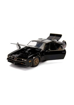 Smokey & the Bandit 1977 Firebird 1:24 Scale Vehicle Alt 2