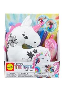 Color Me Tie Dye Unicorn