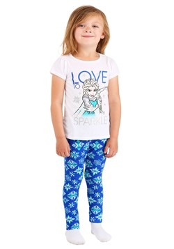 Frozen Love to Sparkle Toddler Girls 2pc Set