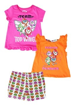 Top Wing 3 Piece Set