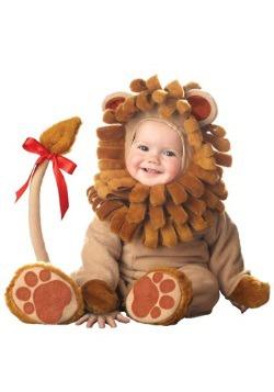 Lion Cub Baby Costume