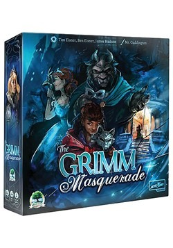 The Grimm Forest: The Grimm Masquerade Card Game