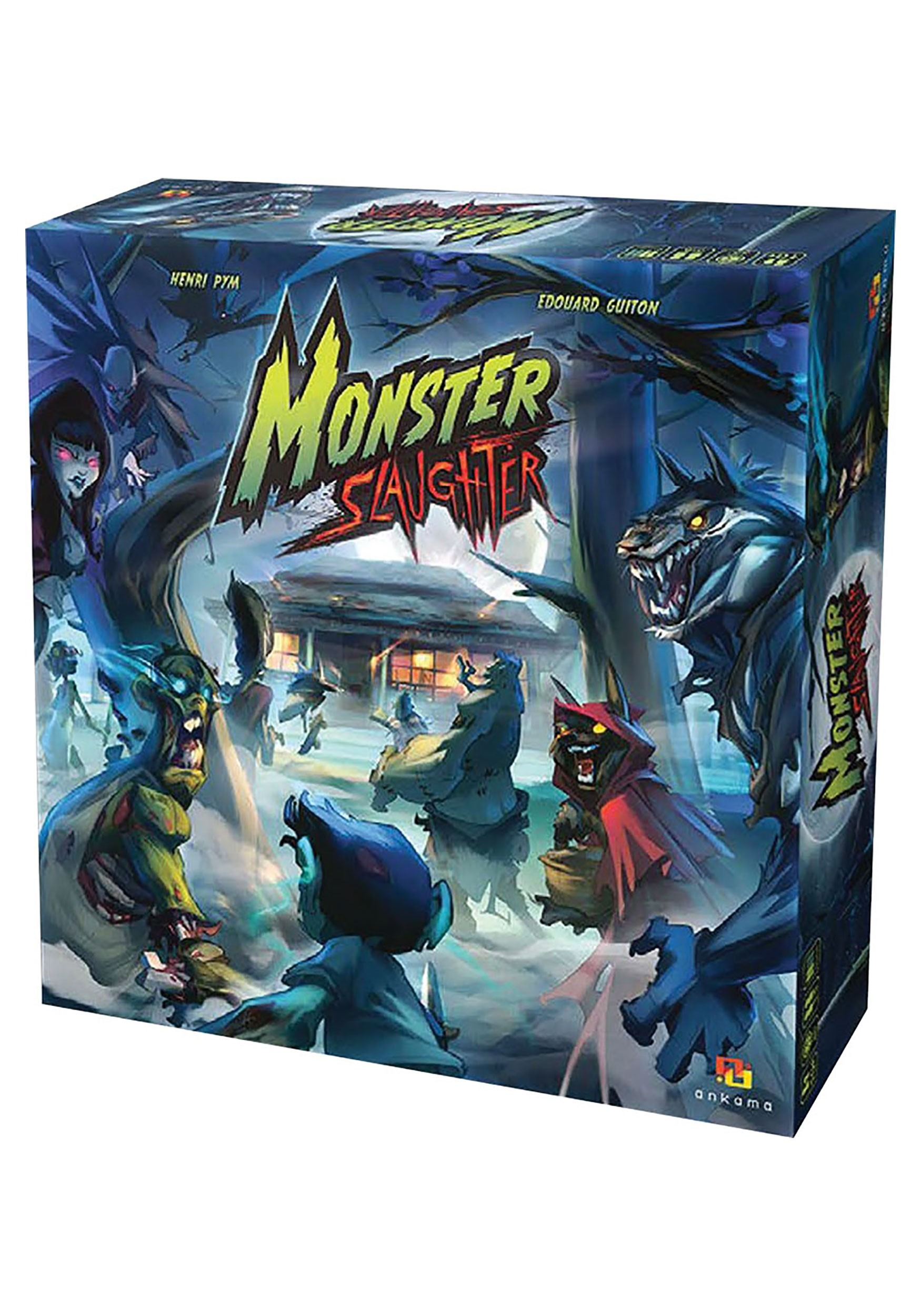 The_Monster_Slaughter_Board_Game
