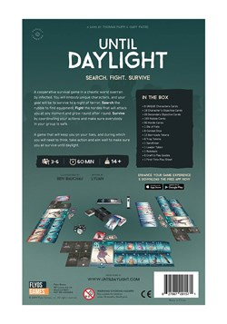 Until Daylight Survival Card Game