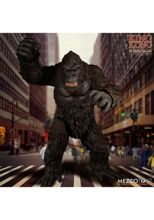 "Ultimate King Kong of Skull Island 18"" Figure Alt 1"