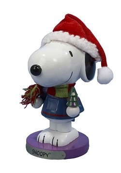 "10"" Snoopy Nutcracker"