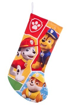 Paw Patrol Skye & Everest Printed Stocking NEW