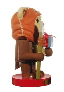 "Star Wars 7.5"" Ewok Nutcracker Alt 1"