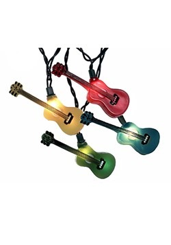 10 Light Guitar Set