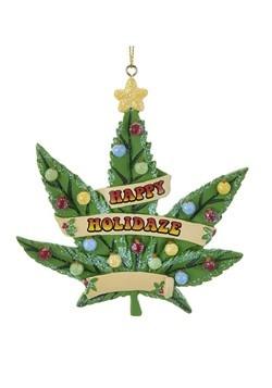 Cannabis Happy Holidaze