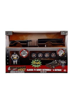 Build N' Collect 1966 Classic TV Series Batmobile