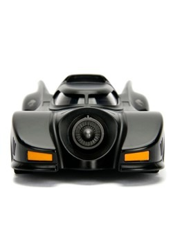 Build N' Collect 1989 Batmobile 1:24 Diecast Model Alt 4