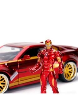 Iron Man & Chevy Camaro 1:24 Die-Cast Vehicle w/ F Alt 3
