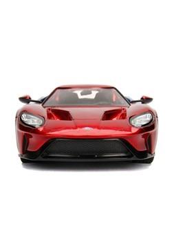 Spider-Man & Ford GT 1:24 Die-Cast Vehicle w/ Figu Alt 3