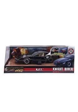 Knight Rider K.I.T.T. 1:24 Die Cast Vehicle w/ Lig