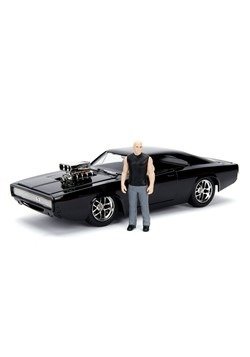 Dodge Charger w/ Dom 1:24 Scale Vehicle Alt 1