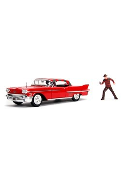 Nightmare on Elm Street 1957 Cadillac w/ Figure 1: Alt 3