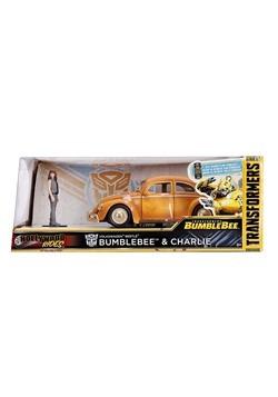 Transformers Bumblebee Volkswagen Beetle 1:24 Scal