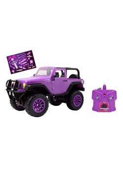'14 Jeep Wrangler: 1:16 Girlmazing R/C update1