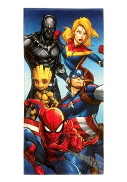 MARVEL MCMP FORCE BEACH TOWEL