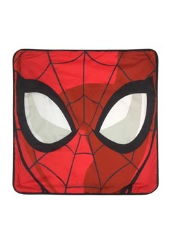 AVENGERS SPIDEY FACE DEC PILLOW COVER