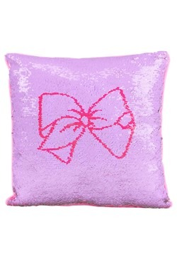 JOJO SIWA 16X16 SEQUIN PILLOW