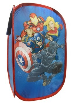MARVEL MCMP BLAST OFF POP UP HAMPER