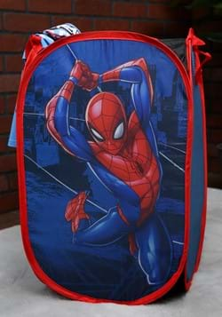 SPIDERMAN WEB SLING POP UP HAMPER
