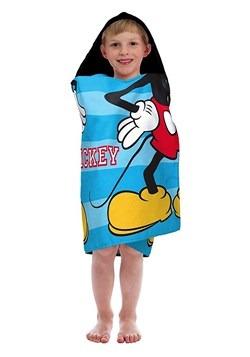 Mickey Standard Hooded Towel