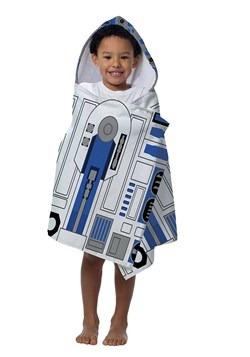 Star Wars R2D2 Hooded Towel