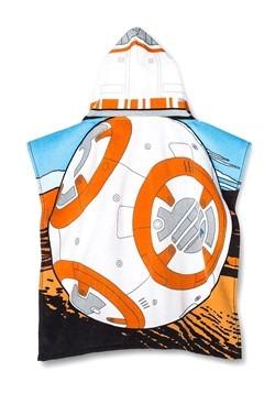 Star Wars BB-8 Hooded Poncho Alt 2