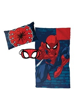 SPIDERMAN ZAAP 3PC SLEEPOVER SET
