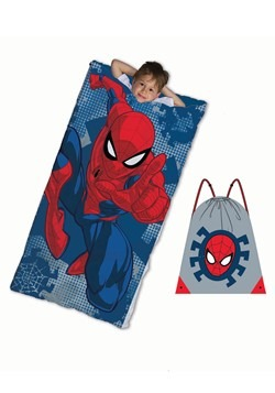SPIDERMAN SPIDEY DOTS SLUMBER SACK