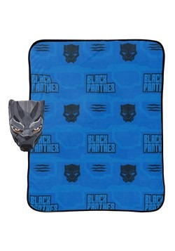 Black Panther Nogginz and Blanket