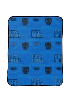 Black Panther Nogginz and Blanket Alt 1