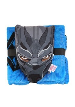 Black Panther Nogginz and Blanket Alt 3