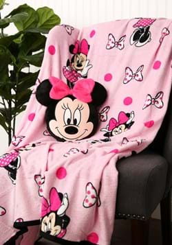 Minnie Nogginz & Blanket Set1