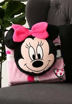Minnie Nogginz & Blanket Set