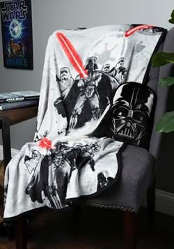 STAR WARS VADER/TROOP NOGGINZ & BLANKET