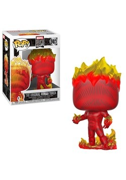Pop! Marvel: 80th- First Appearance- Human Torch
