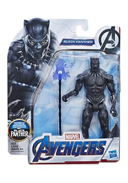 Avengers Black Panther 6-In Action Figure Alt 1