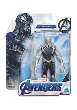 Avengers Chitauri 6-In Action Figure Alt 1