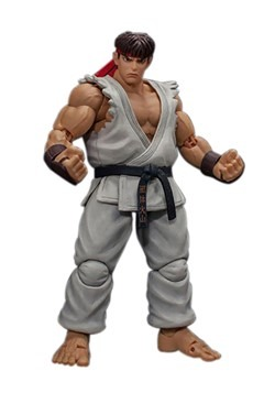 Ultra Street Fighter II Ryu Action Figure