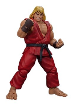 Ultra Street Fighter II Ken Action Figure