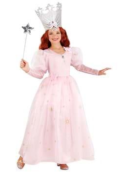 Girls Wizard of Oz Glinda Costume
