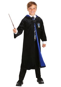 Child's Harry Potter Deluxe Ravenclaw Robe