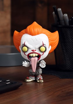Pop! Movies: It: Chapter 2- Pennywise with Dog Tongue