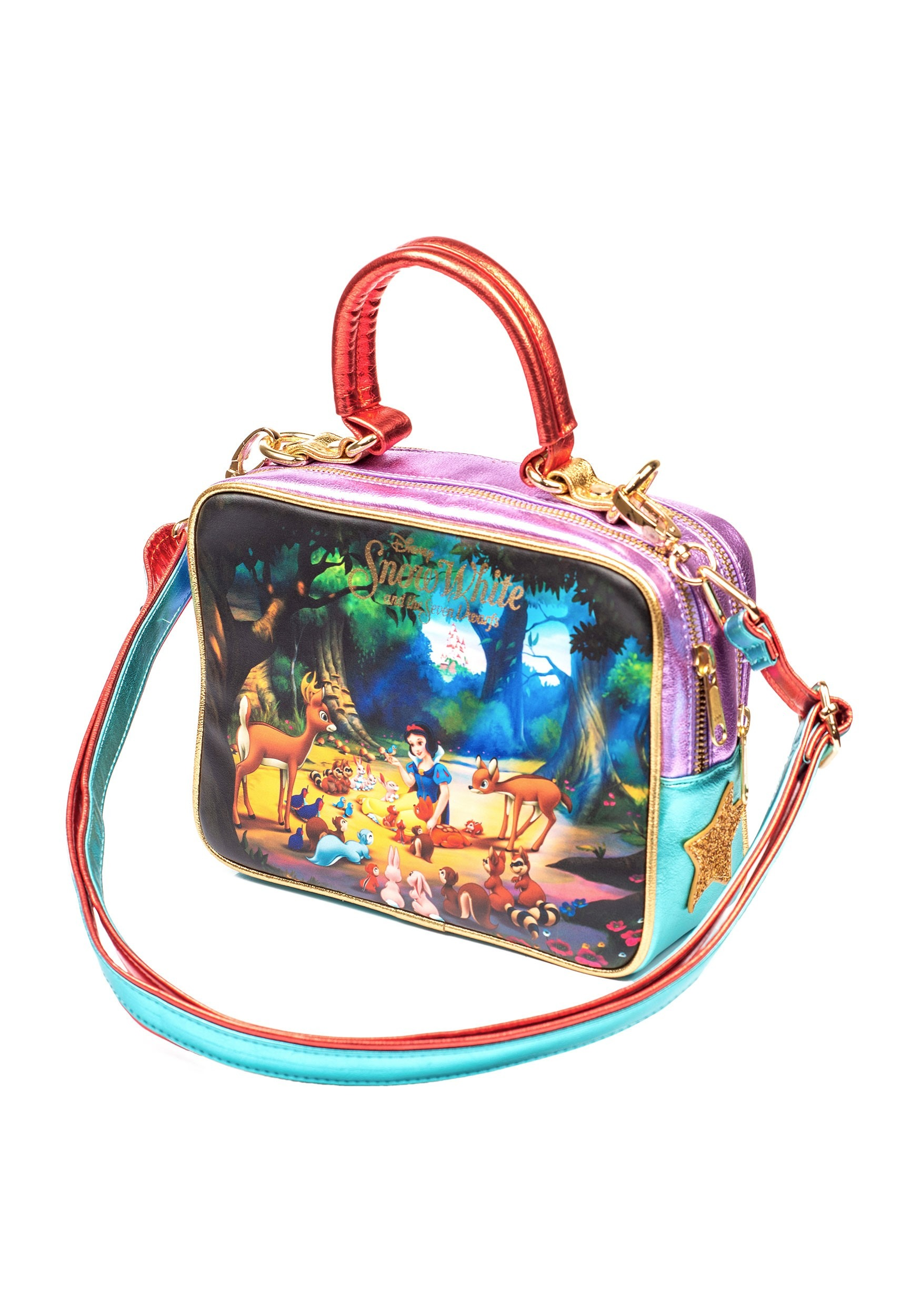 Irregular Choice Disney Princess Snow White Fairest in the Land Purse