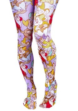Irregular Choice Disney Snow White 'The Seven Dwarfs' Tights