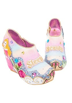 Irregular Choice Disney Princess- Sleeping Beauty Dreamer v